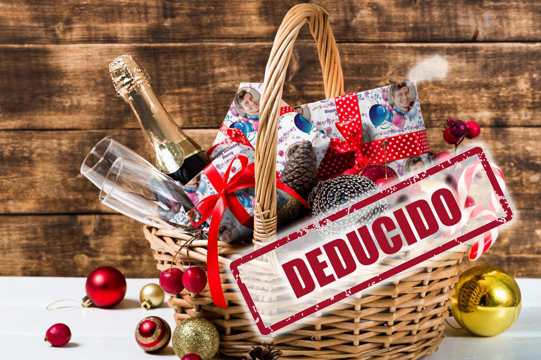 Las cestas y regalos de Navidad,  ¿son deducibles para las empresas y los autónomos?